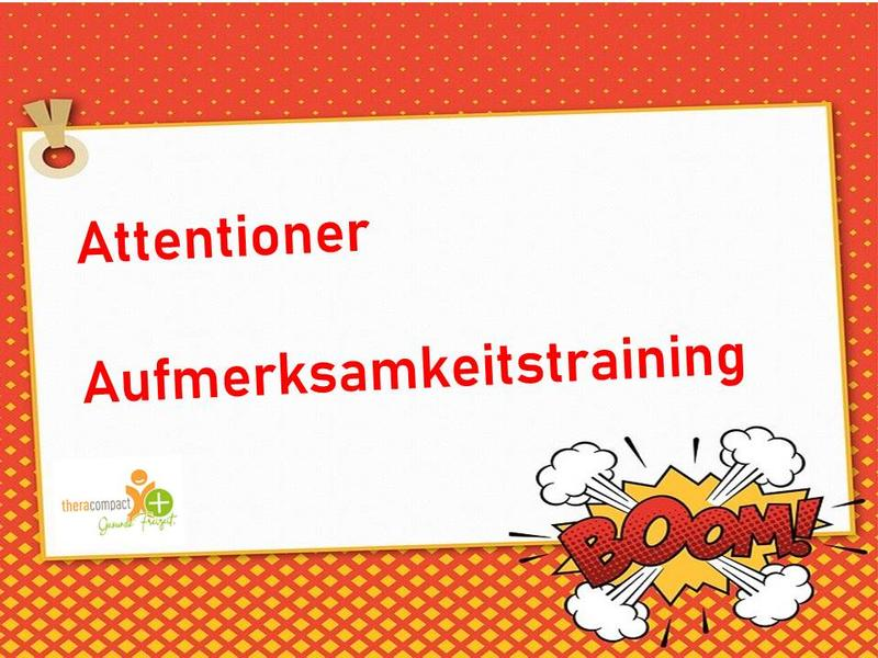 Attentioner - Schulstart